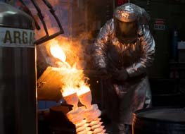 AMT Investment Casting Solutions - Operations - Wax, Shell, Foundry